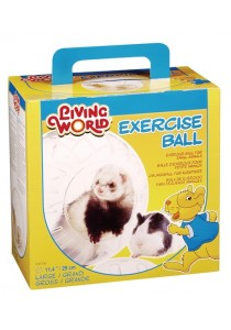 Living World Exercise Ball - Large