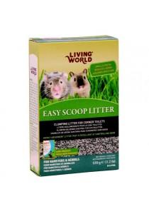 Living World Easy Scoop Litter - 570 g