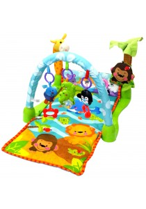 Musical Rainforest Baby Play Gym