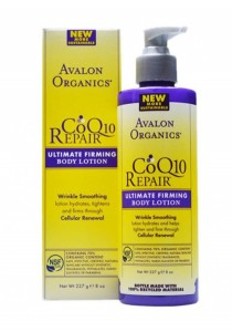 Avalon Organics CoQ10 Repair Ultimate Firming Body Lotion