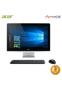 "Acer Aspire AZ22780-7100W10 7th Gen i3 21.5"" All-In-One Desktop"