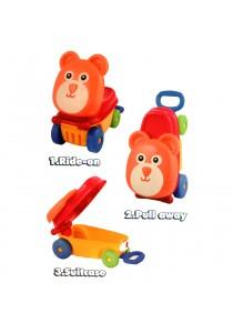 CT Toys 3 Ways To Ride On Wagon