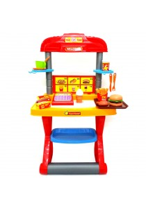 CT Toys Fast Food Playset