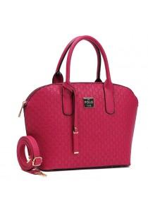 Angel Court Polo Handbag ACP67-1793 (Pink)