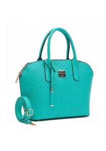 Angel Court Polo Handbag ACP67-1794 (Turquoise)
