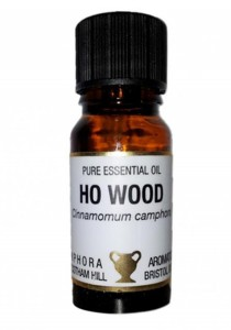 Amphora Aromatics Ho Wood Essential Oil 10ml