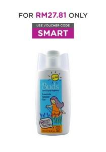 Buds For Kids: Lavender Shower Gel 250ml