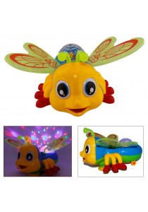 Happy Bee Baby Music Toy with Beautiful Music and Light
