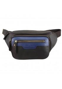 BULL RYDERS Leather Waist Bag BR-88003