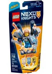 LEGO NEXO KNIGHTS Ultimate Robin (70333)