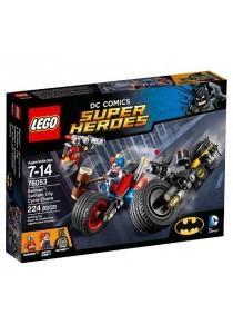 LEGO SUPER HEROES Batman: Gotham City Cycle Chase (76053)