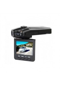 "6 IR 2.5"" HD LCD DVR Recorder Camera Car Camcorder"