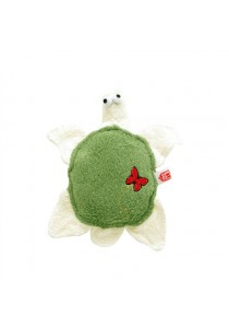 Dogit Eco Terra Toys Natural Bamboo Fiber Dog Toy - Turtle