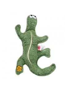 Dogit Eco Terra Toys Natural Bamboo Fiber Dog Toy - Gecko