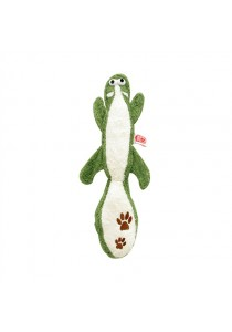 Dogit Eco Terra Toys Natural Bamboo Fiber Dog Toy - Squirrel