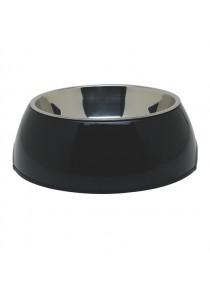 Dogit 2-in-1 Dog Dish - XS Black