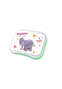 Kids' Learning Laptop with Music (available in 4 themes) - Elephant