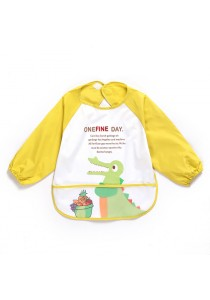 Waterproof Anti-dressed Baby Bibs - 81103 (Crocodile)
