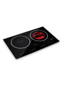 HETCH 2-in-1 Induction + Halogen Cooker (18 Months Warranty)