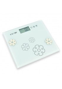 Camry 1.7cm Ultra Slim Body Fat/Hydration Monitor Scale
