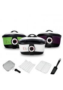 Livinox 8 Multifunction Smart Cooker LV-SC01G (Deep Fry/Roast/Steam/Slow Cook/Steamboat/Grill/Warm)