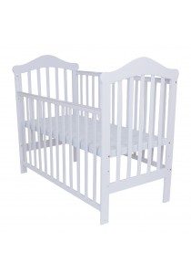 Royalcot R806 Baby Cot (White Off)
