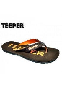 TEEPER Fashion Casual Slippers TPE2033 - Brown