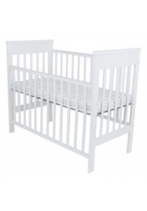 Royalcot R819 Baby Cot White Off