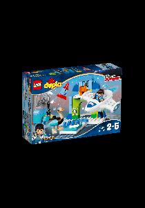 LEGO DUPLO Mile's Stellosphere Hanger (10826)