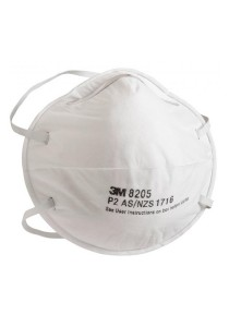 3M Safety P2 Particular Respirator 1x
