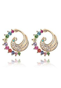 Phoenix Coloured Earrings