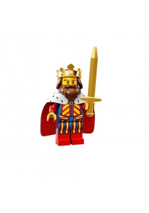LEGO MINIFIGURE Series 13-1 Classic King