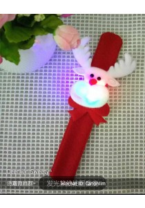 Christmas Flap Ring with LED - A