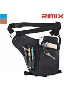 RIMIX Multifunction Outdoor Sports Tactical Waist Leg Bag