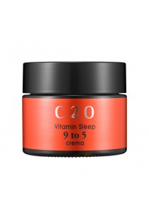 C20 Vitamin Sleep 9 to 5 Crema 50ml