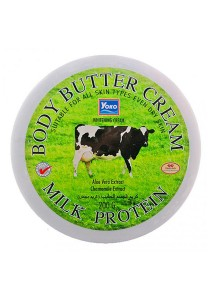 Yoko Body Butter Cream Milk Protein