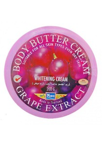 Yoko Body Butter Cream Grape Extract