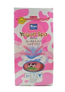 Yoko Yogurt Spa Milk Salt