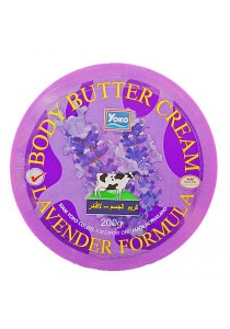 Yoko Body Butter Cream Lavender Extract
