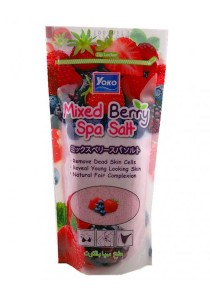 Yoko Mixed Berry Spa Salt