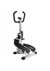 Multifunction Stepper with Twister & Dumbbell Shape Slimming