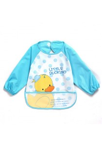 Waterproof Anti-dressed Baby Bibs - 81103 (Duck)