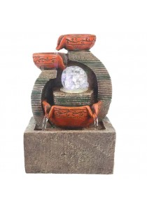 Feng Shui Water Fountain Lx3357 Table Top Water Feature Decoration