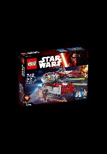 LEGO STAR WARS ObiWan's Jedi Interceptor (75135)