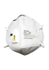 3x Comfortable 3M N95 Anti Haze Mask With Valve Combo