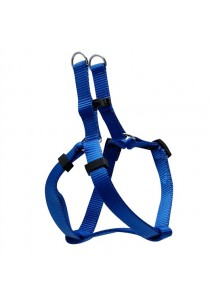 Dogit Style Adjustable Step In Dog Harness - Blue - Small