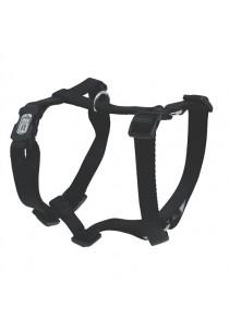 Dogit Adjustable Dog Harness - Black - Large