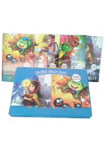 English Story Book Set For Boys (6 Story Books in 1 Set)