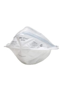 3M N95 Anti Haze Mask 9105 Disposable Particulate Respirator (50 Pieces)