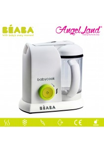 BEABA Baby Cook Solo Steam & Blend (Neon)